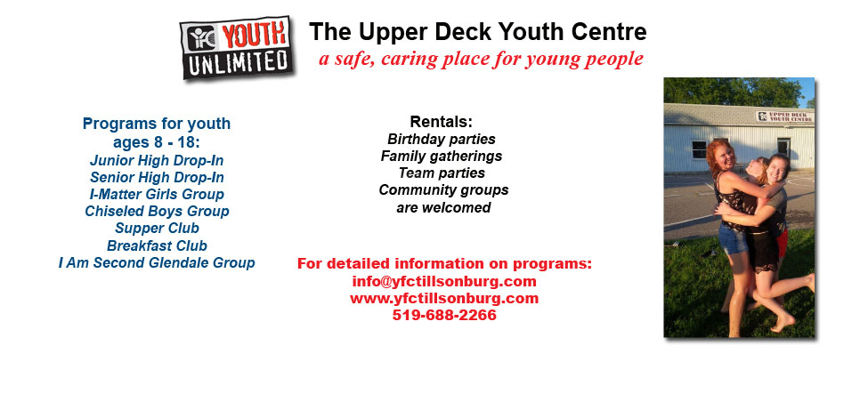The Upper Deck Youth Centre